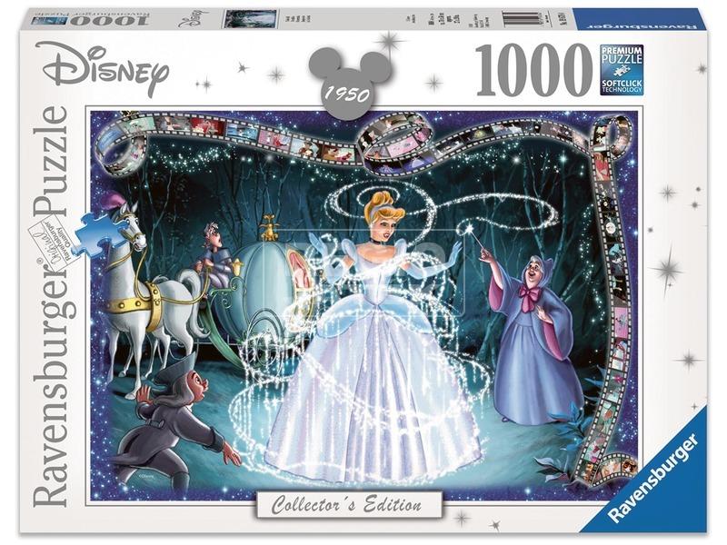 Disney hercegnők Hamupipőke 1000 darabos puzzle