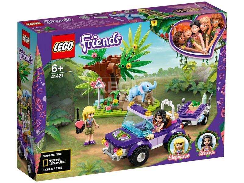 LEGO® Friends Kiselefánt mentő akció 41421