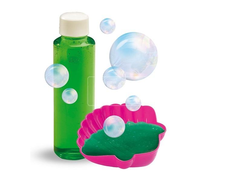 kép nagyítása Hableány buborékfújó fürdőjáték készlet