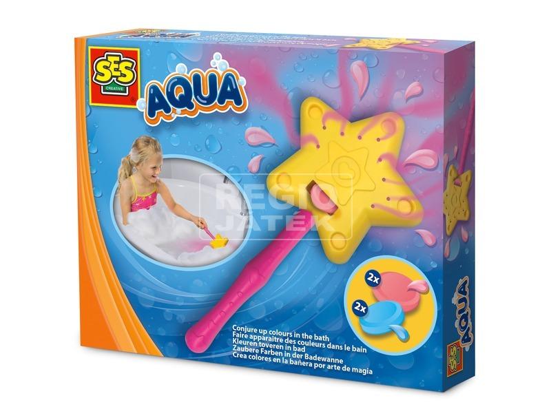 Színező varázspálca fürdőjáték készlet