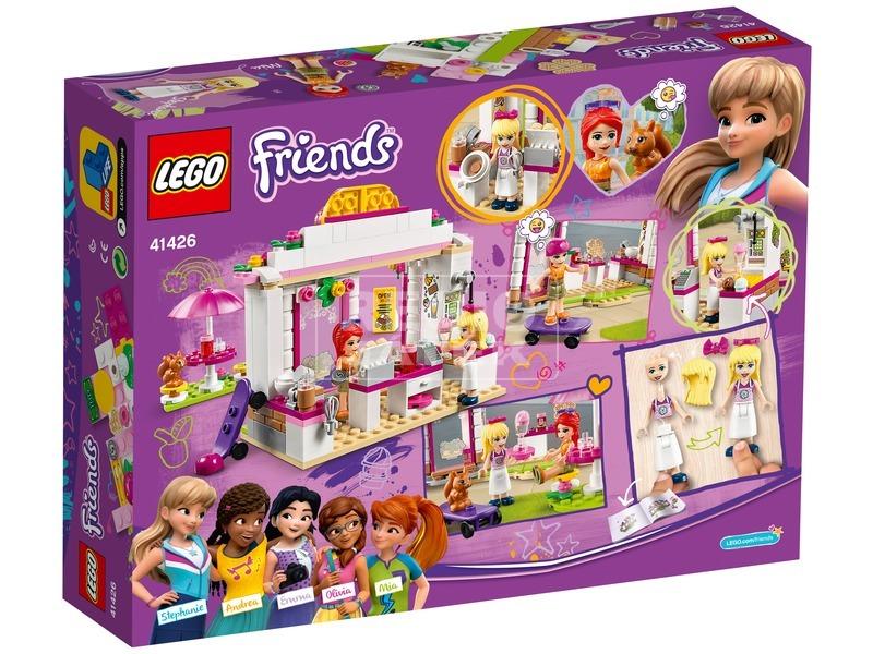 kép nagyítása LEGO® Friends Heartlake City Park Café 41426