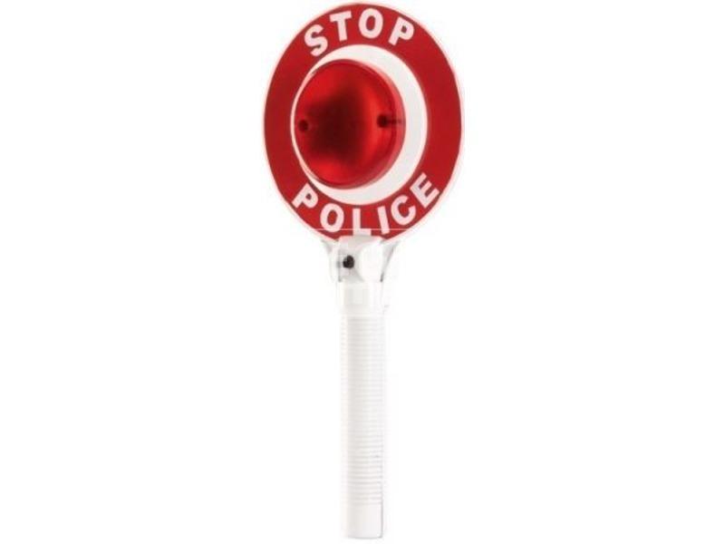 kép nagyítása Világító rendőrtárcsa