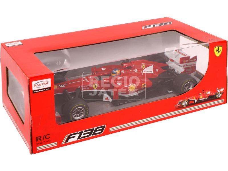 Távirányítós Ferrari F1 - 1:12, többféle