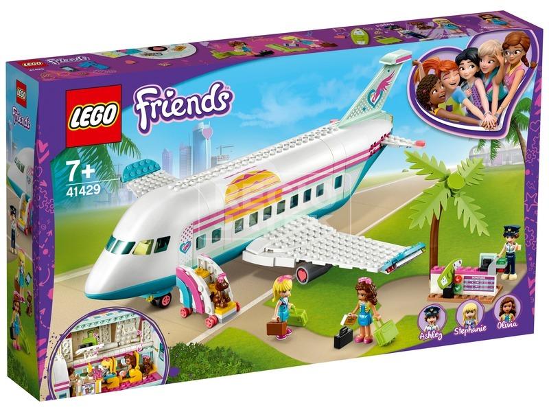 LEGO® Friends Heartlake City Repülőgép 41429