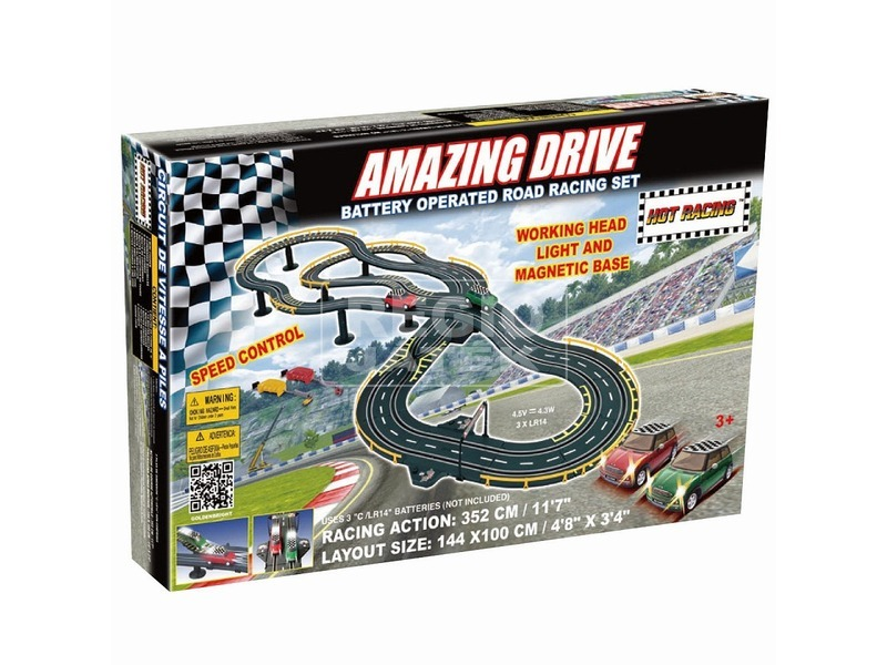 Amazing Drive autópálya - 352 cm