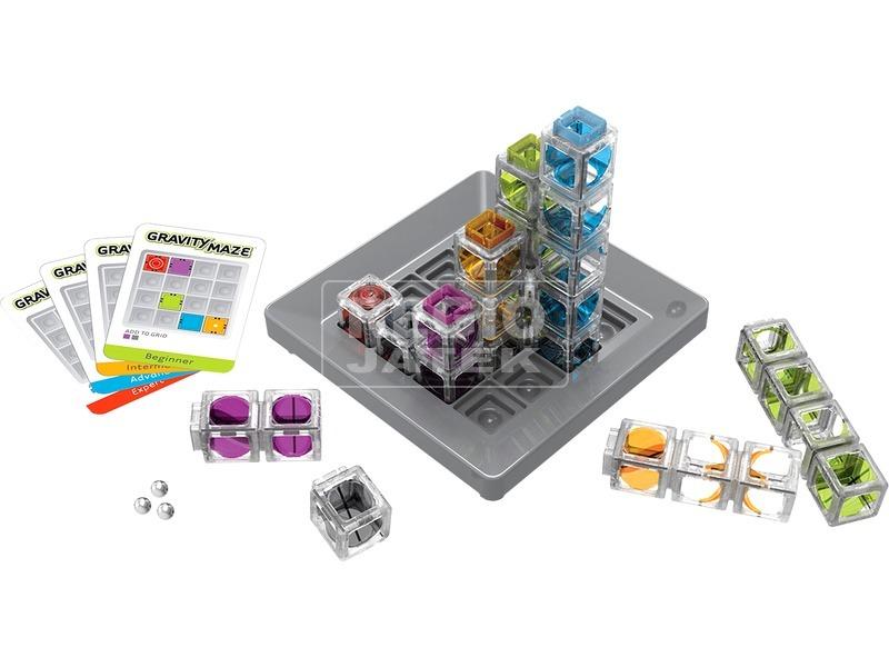 kép nagyítása Gravity Maze logikai játék