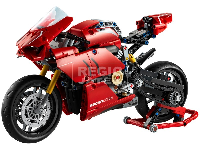 kép nagyítása LEGO® Technic Ducati Panigale V4 R 42107