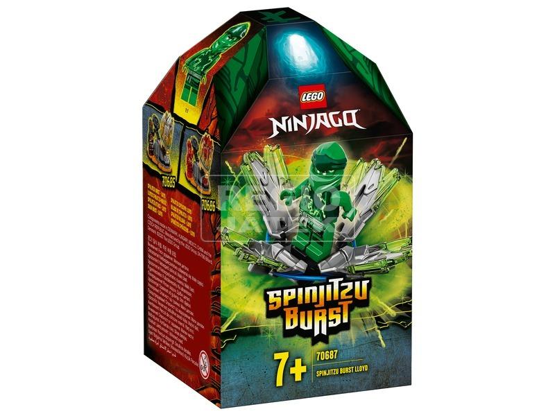 LEGO® Ninjago Spinjitzu Villanás - Lloyd 70687