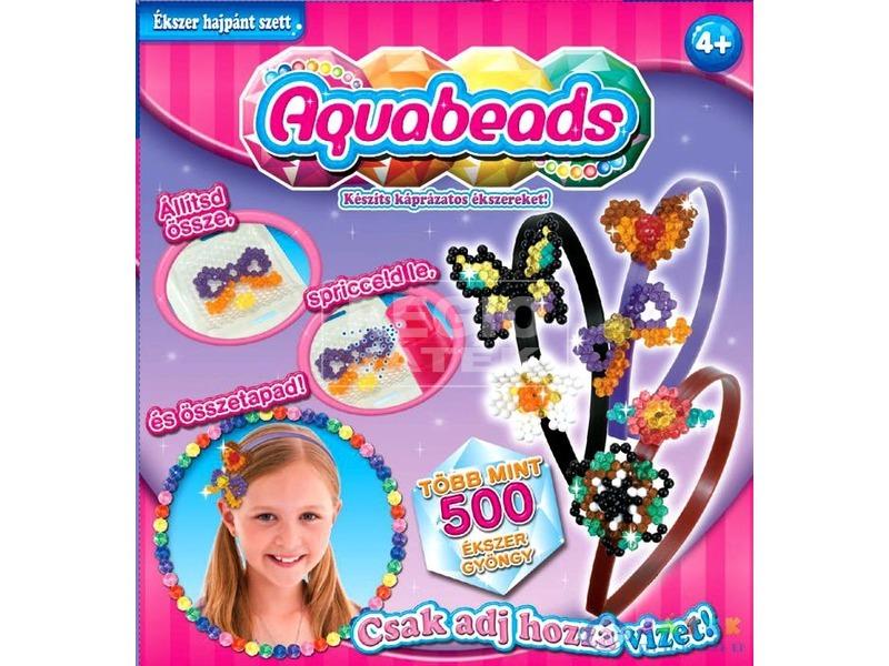 Aquabeads ékszer hajpánt készlet