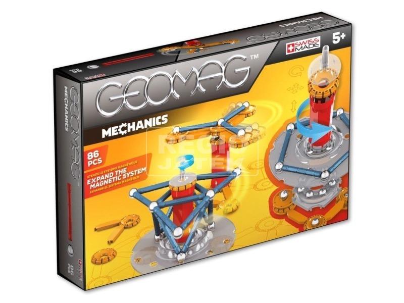 Geomag Mechanics 86 darabos készlet