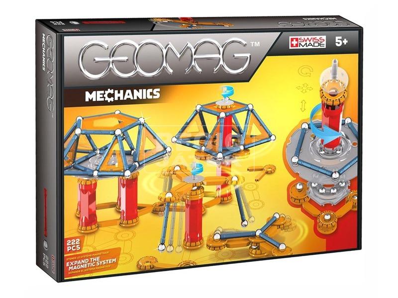 Geomag Mechanics 222 darabos készlet