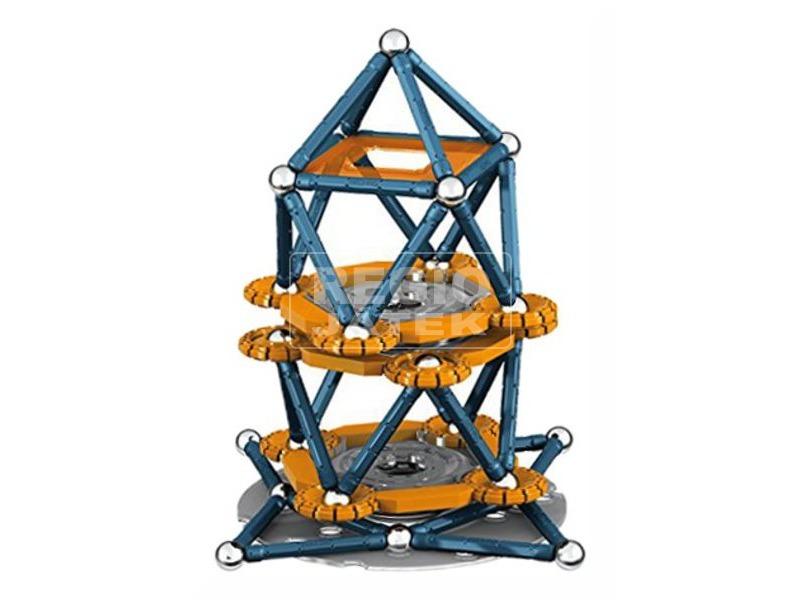 kép nagyítása Geomag Mechanics 222 darabos készlet