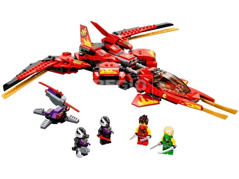 kép nagyítása LEGO® Ninjago Kai vadászgép 71704
