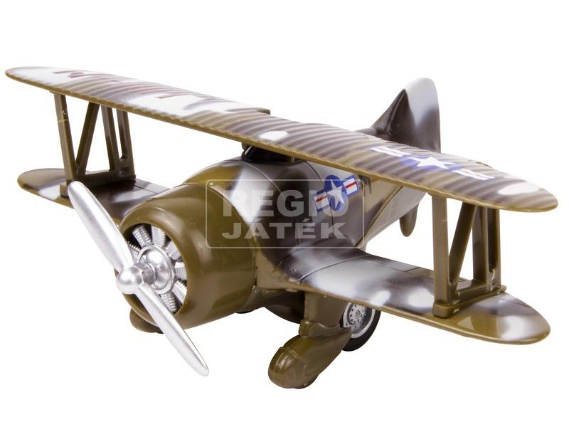 kép nagyítása Classic Wing fém repülőgép - 11 cm, többféle