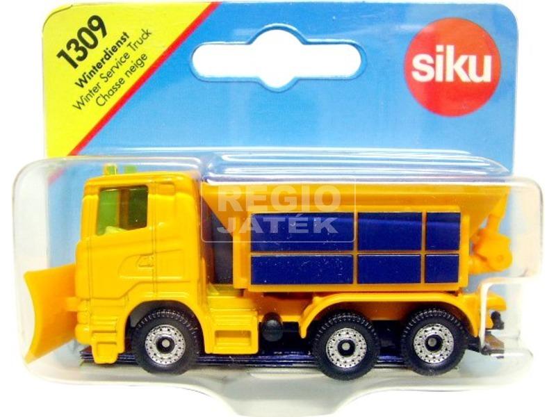 kép nagyítása SIKU: Hókotró autó 1:87 - 1309