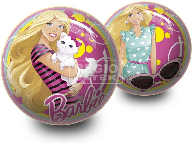 Barbie gumilabda - 23 cm, többféle