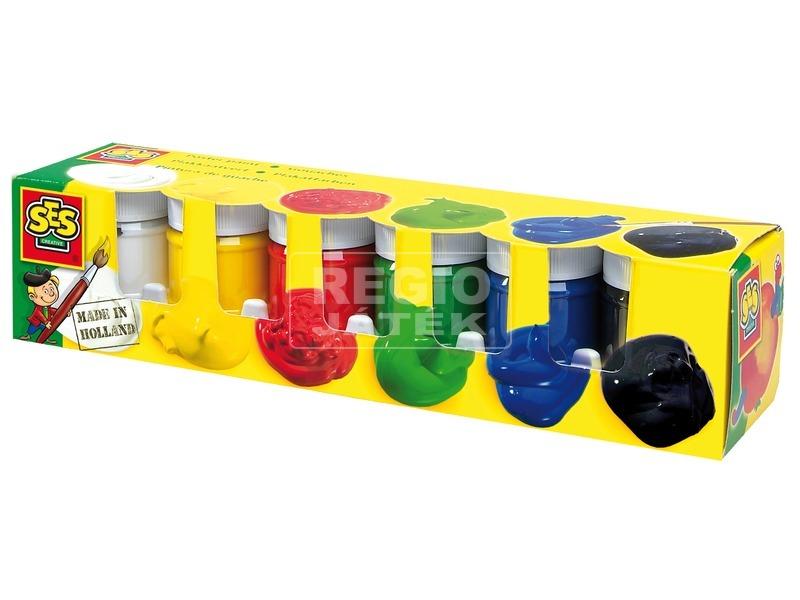 SES tempera festék - 6 x 50 ml