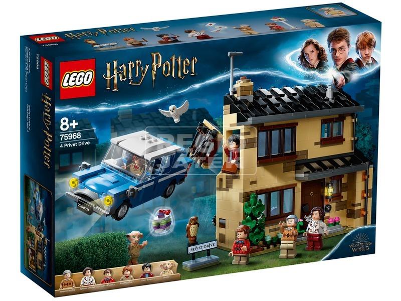 LEGO Harry Potter TM 75968 Privet Drive 4.