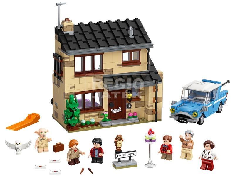 kép nagyítása LEGO Harry Potter TM 75968 Privet Drive 4.
