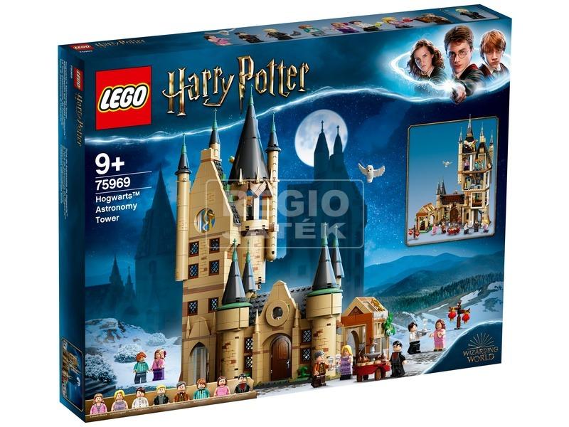 LEGO® Harry Potter™ Roxfort Csillagvizsgáló torony 75969