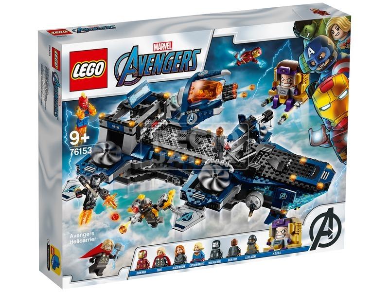 LEGO® Super Heroes Bosszúállók Helicarrier 76153