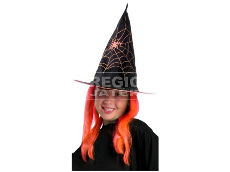 kép nagyítása Boszorkány kalap hajjal - többféle