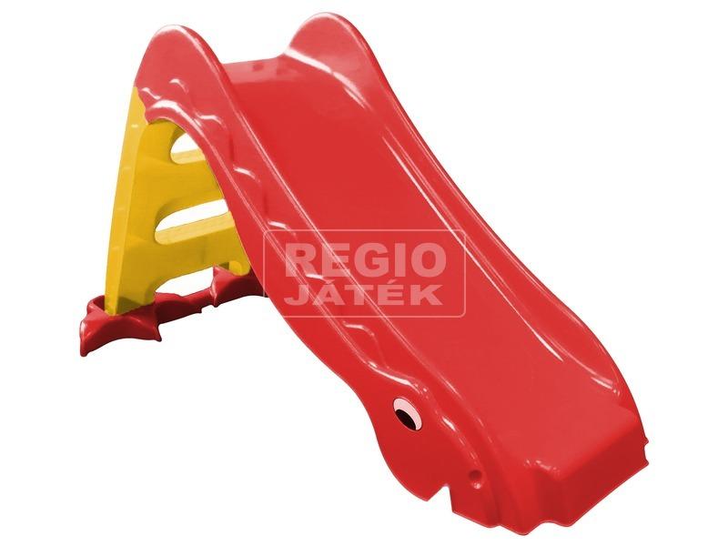 Dragon gyerekcsúszda piros-sárga