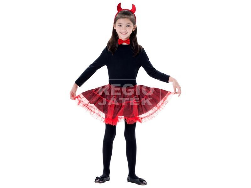 kép nagyítása Ördöglány jelmez kiegészítő készlet