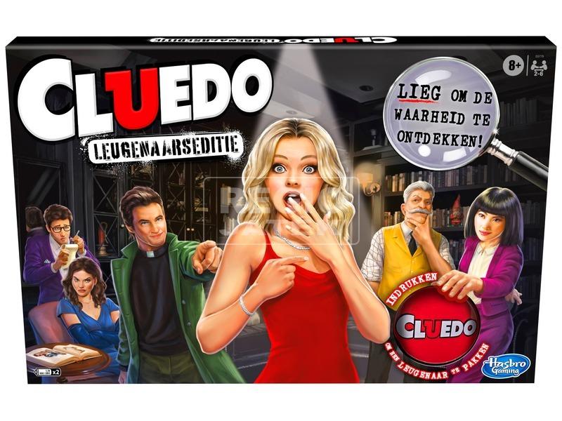 Cluedo Liars Edition társasjáték