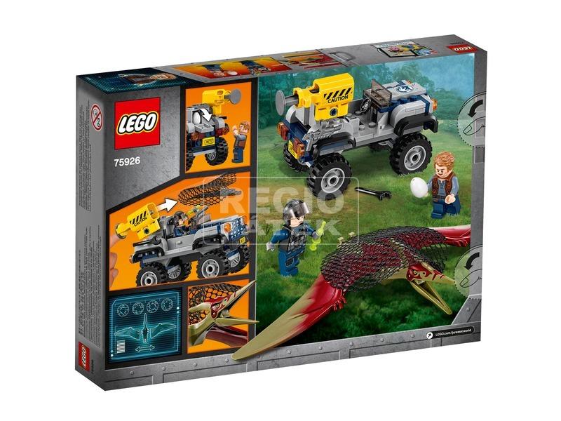 kép nagyítása LEGO® Jurassic World Pteranodon üldözés 75926