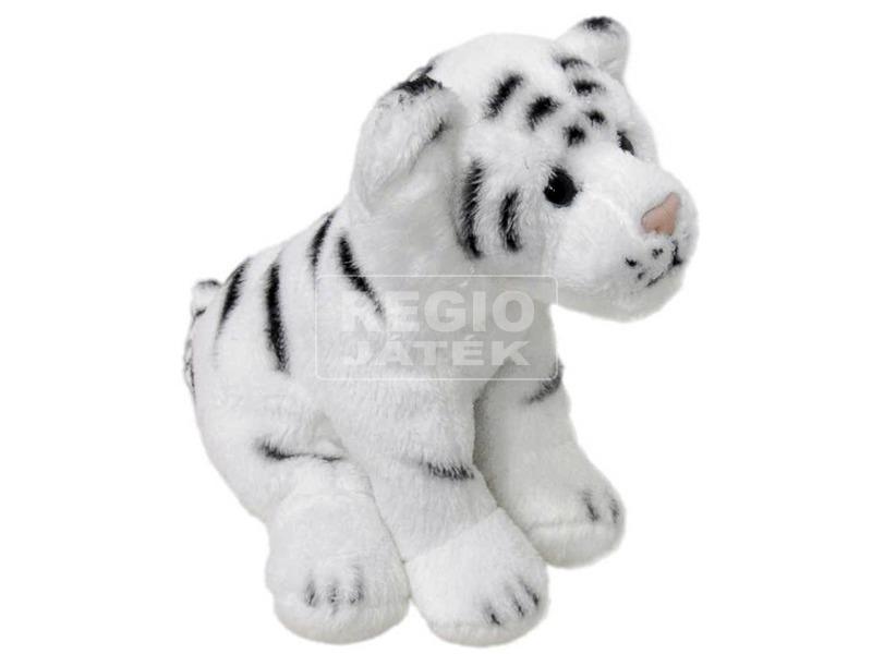 kép nagyítása Tigris plüssfigura - 15 cm, többféle