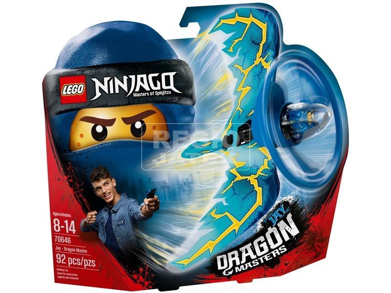 LEGO® Ninjago Jay sárkánymester 70646