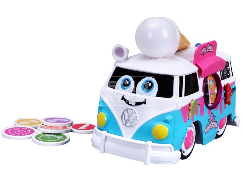 Bburago Jr. - Varázslatos VW fagyiskocsi