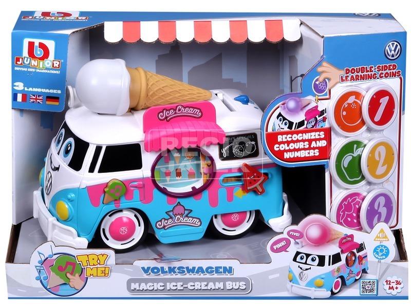 kép nagyítása Bburago Jr. - Varázslatos VW fagyiskocsi