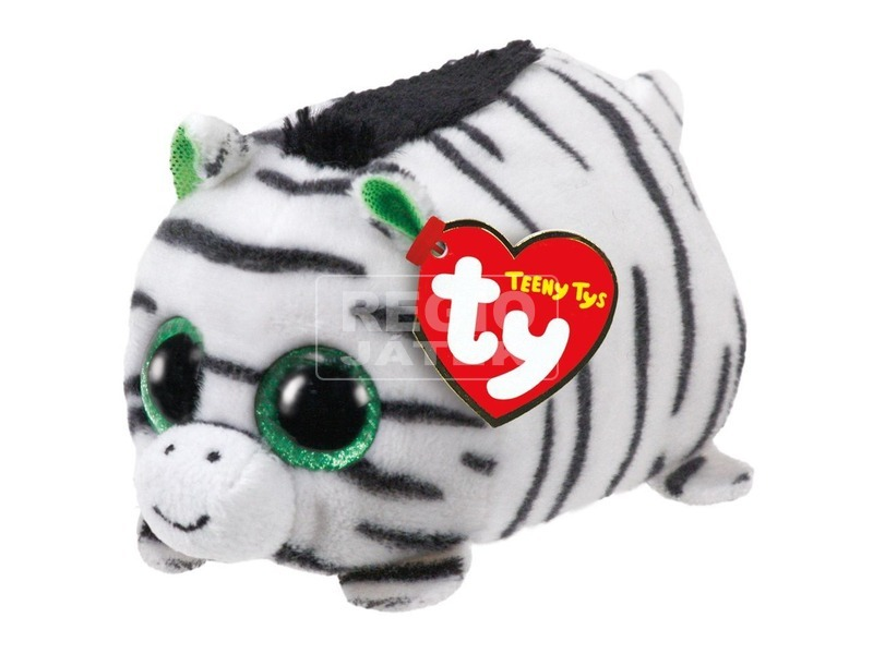 Zilla zebra plüssfigura - 10 cm