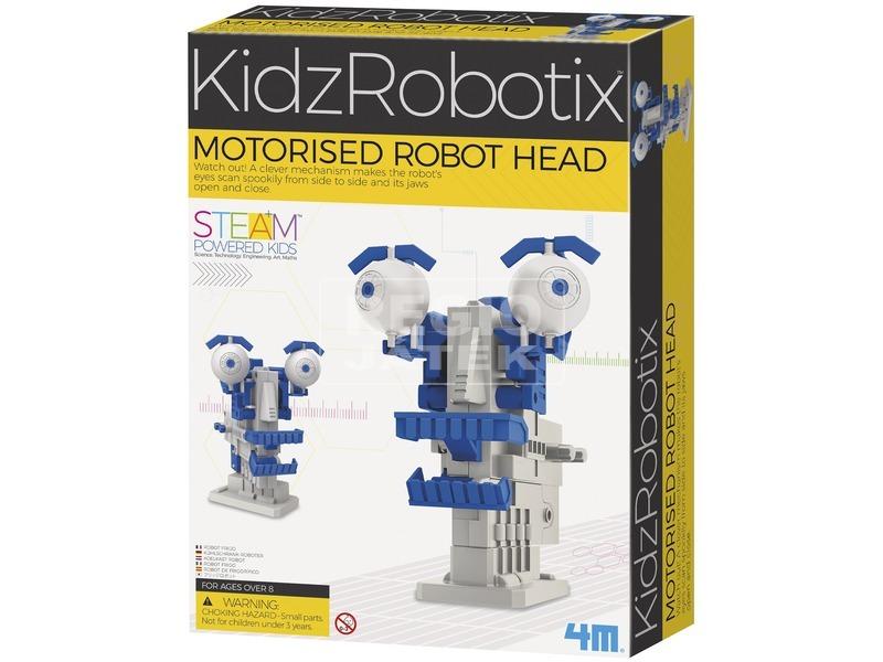 Motorizált robotfej 03412