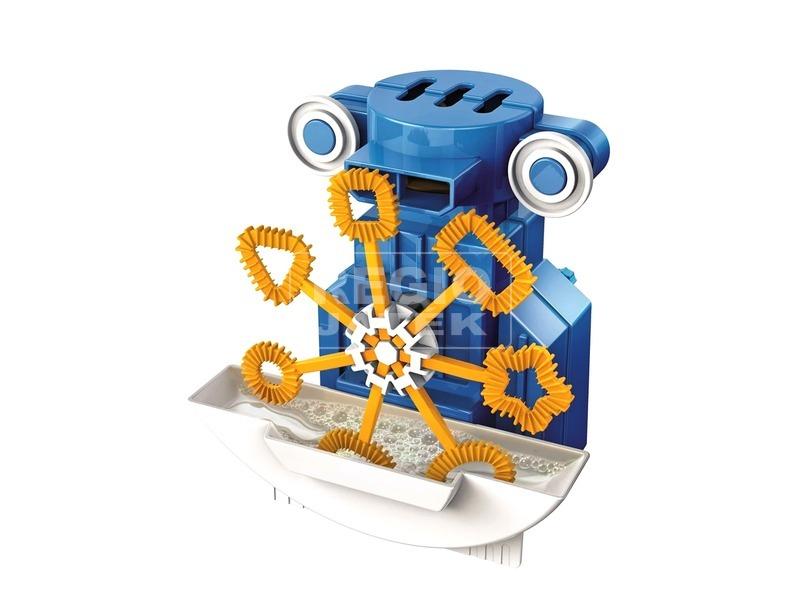 kép nagyítása Buborékfujó robot 03423