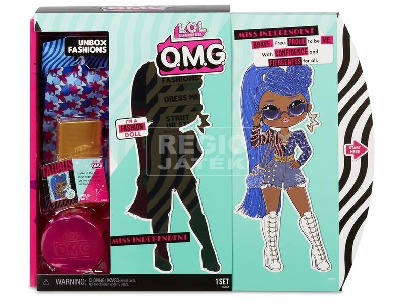 kép nagyítása L. O. L. Surprise OMG Core Doll 2. széria
