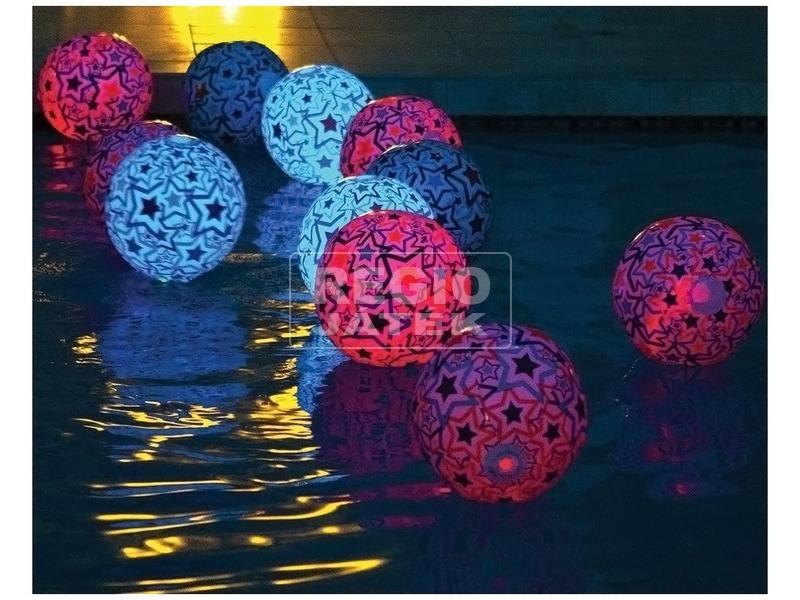 kép nagyítása Felfújható világító strandlabda