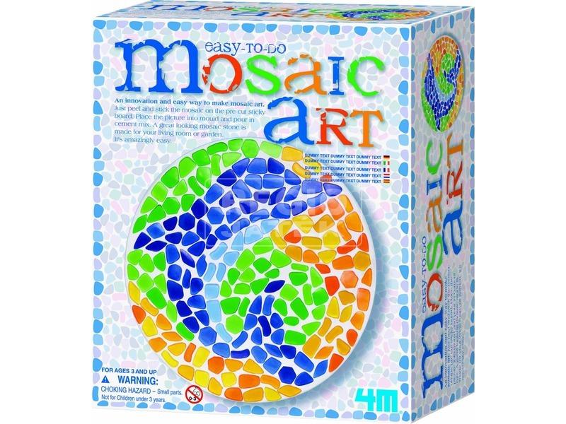 4M mozaik készítő készlet