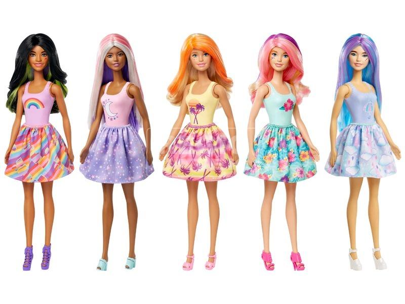 kép nagyítása Barbie Color Reveal -Természeti csodák