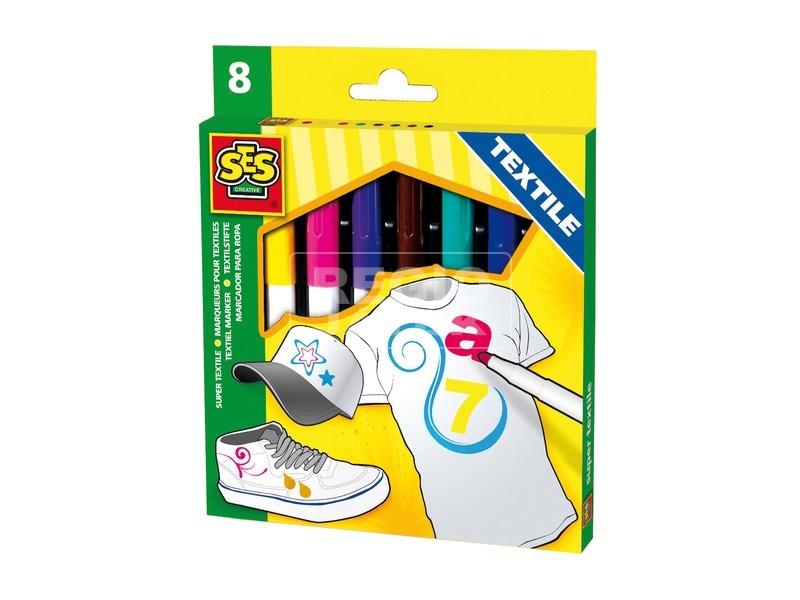 Vastag 8 darabos textilfilctoll