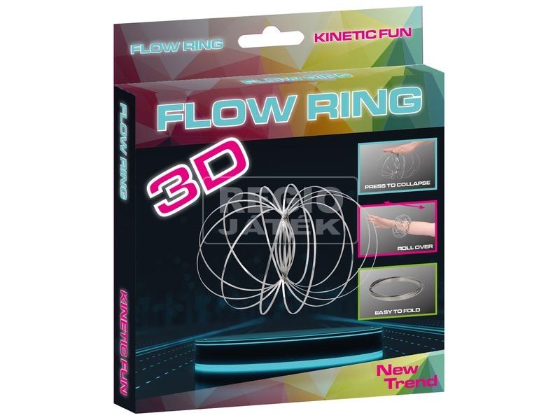 Flow Ring 3D kinetikus ügyességi játék