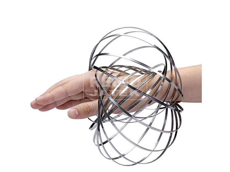 kép nagyítása Flow Ring 3D kinetikus ügyességi játék