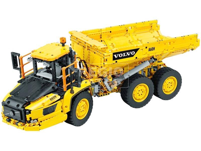 kép nagyítása LEGO Technic 42114 6x6-os Volvo csuklós szállítójármű