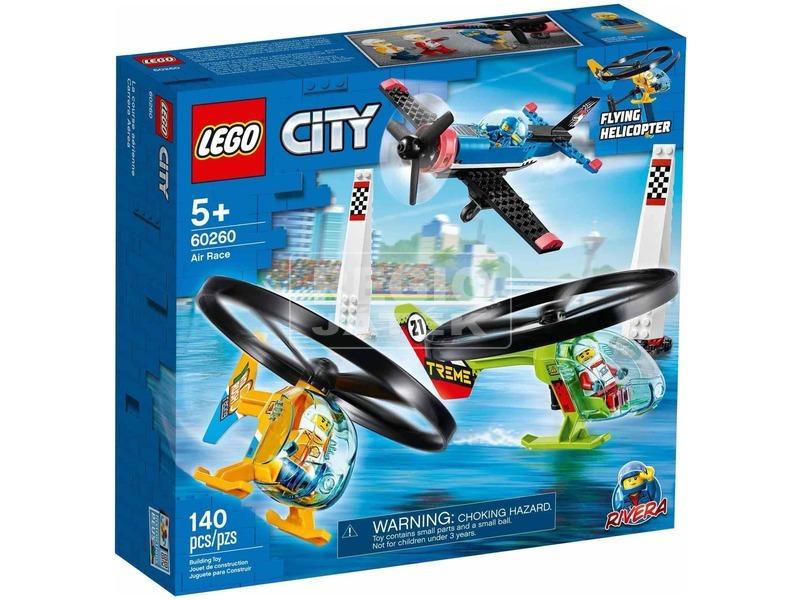 LEGO® City Airport repülőverseny 60260