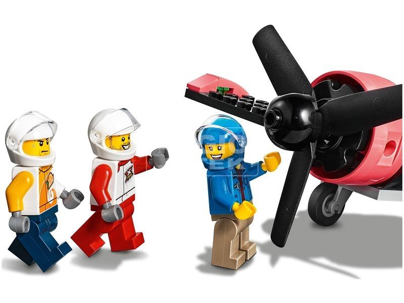 kép nagyítása LEGO® City Airport repülőverseny 60260