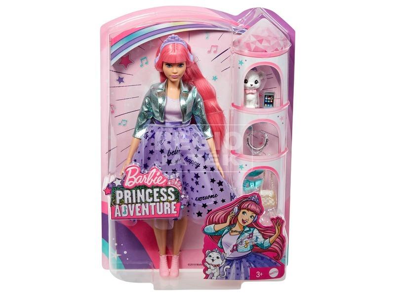 Barbie Princess Adventure Deluxe hercegnők