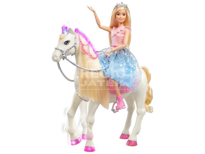 kép nagyítása Barbie Princess Adventure Varázslatos paripa hercegnővel