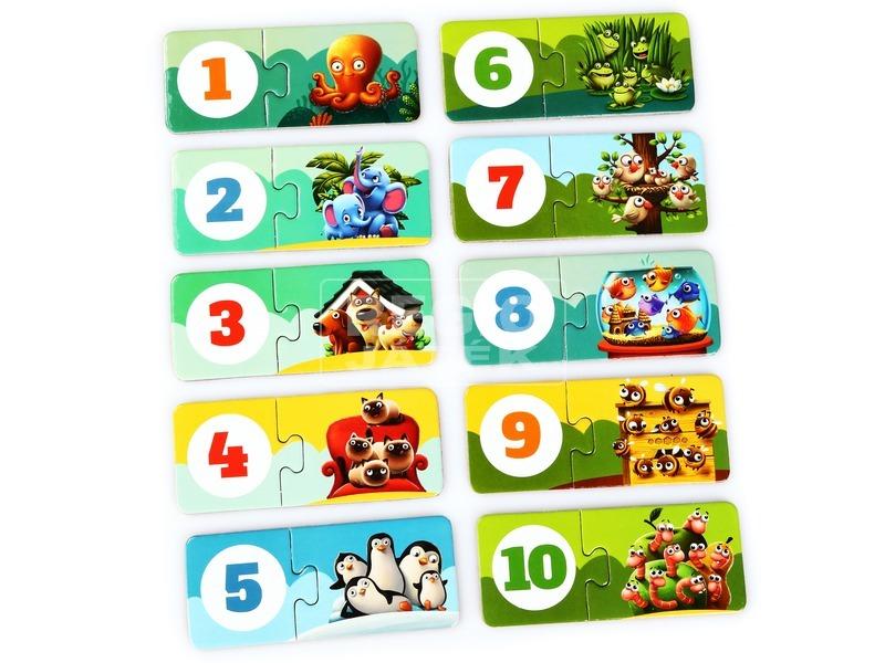 kép nagyítása Barátok 20 darabos XXL puzzle